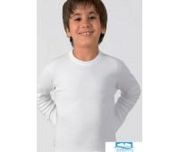 Фуфайка для мальчиков Snelly Snelly_UB75 Белый 9-10 лет