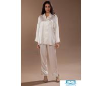 Шикарная шелковая женская пижама Sciara Pellegrini_Cloude