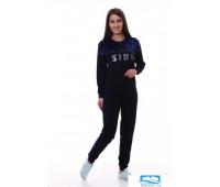 5-157б (тёмно-синий) Костюм женский 5-157б (тёмно-синий), шт