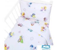 Постельное белье в детскую кроватку 5031/1 Бусинка компаньон