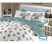 Комплект постельного белья семейное поплин