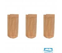 Носки Arya Тонкие Короткие 3 Пр. Darcey Натуральный