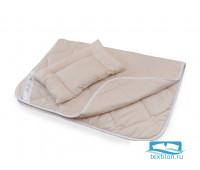 Набор 'Мамино счастье'(одеяло степ файбер 105*140+подушка л/пух