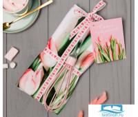 Набор подарочный 'Весеннее настроение' полотенце 40х73 см
