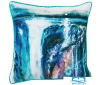 Чехол для декоративной подушки 'Водопад', 43х43 см, 702-7899/1