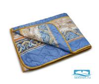 Одеяло файбер стеганое облегченное микрофибра 200*220 (150гр)