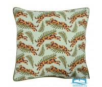 Чехол для подушки с дизайнерским принтом Big Jump из коллекции