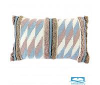 Чехол на подушку с бахромой Ethnic, 30х60 см