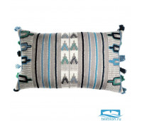 Чехол на подушку с этническим орнаментом Ethnic, 30х60 см
