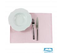 Салфетка сервировочная Daribo SuperWaffle Ligth Pink 30х45 см
