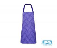 ФСМф-60-70 Фартук без кармана COLOR MOOD фиолетовый 60х70 см