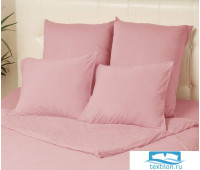 Наволочки VIOLETT трикотажные 2шт 70x70 розовый