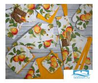 НКяблцв-18-20-40-60-2 Набор кухонный «Яблоневый цвет» Прихватка