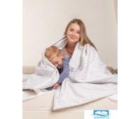 СО200220К Одеяло стеганое с конопляным волокном White 200*220