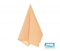 Пр-Перс-45-60 Полотенце рогожка цвет: Персиковый 45х60 см