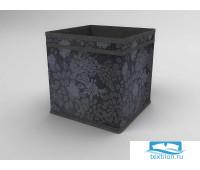 940 Коробка - куб (жёсткий) 22х22х22см