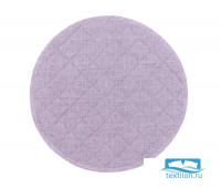 СРт-фиол-34 Подушка на стул круглая цвет: Фиолетовый d=34 см