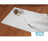 Набор ковриков для ванной Карвен 'ZERGUVEN' KV 111 слоновая