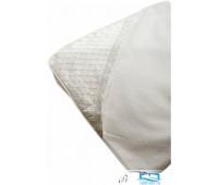 Полотенце с капюшоном 'CAROL', р-р: 100х100см, белый
