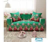 ЧХТР069-18075-СД Чехол на кресло (диван одноместный) Трикотаж