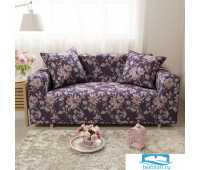 ЧХТР071-18108-СД Чехол на диван 3х мест Трикотаж 195-230 см