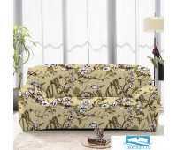 ЧХТР069-16917-СД Чехол на кресло (диван одноместный) Трикотаж