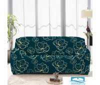 ЧХТР069-16921-СД Чехол на кресло (диван одноместный) Трикотаж