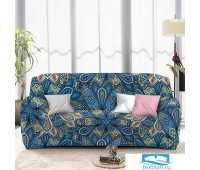 ЧХТР069-16953-СД Чехол на кресло (диван одноместный) Трикотаж
