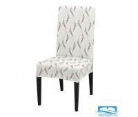ЧХТР080-04062 Чехол на стул, универсальный, софттач, 40 см.