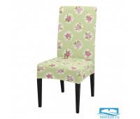 ЧХТР080-04400 Чехол на стул, универсальный, софттач, 40 см.