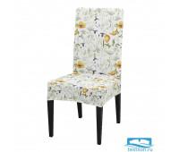 ЧХТР080-10154 Чехол на стул, универсальный, софттач, 40 см.