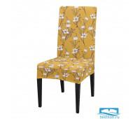 ЧХТР080-12401 Чехол на стул, универсальный, софттач, 40 см.