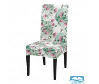 ЧХТР080-16869 Чехол на стул, универсальный, софттач, 40 см.