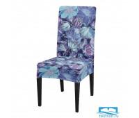 ЧХТР080-17721 Чехол на стул, универсальный, софттач, 40 см.