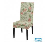 ЧХТР080-17946 Чехол на стул, универсальный, софттач, 40 см.