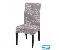 ЧХТР080-17960 Чехол на стул, универсальный, софттач, 40 см.