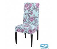 ЧХТР080-18109 Чехол на стул, универсальный, софттач, 40 см.