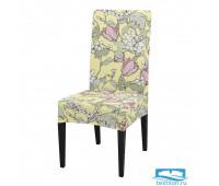 ЧХТР080-18112 Чехол на стул, универсальный, софттач, 40 см.