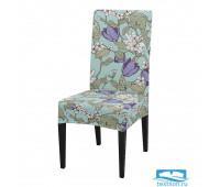 ЧХТР080-18113 Чехол на стул, универсальный, софттач, 40 см.