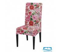 ЧХТР080-18201 Чехол на стул, универсальный, софттач, 40 см.