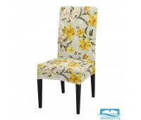 ЧХТР080-18208 Чехол на стул, универсальный, софттач, 40 см.
