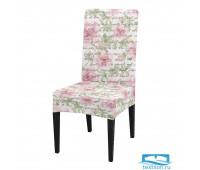 ЧХТР080-18209 Чехол на стул, универсальный, софттач, 40 см.