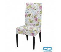 ЧХТР080-18211 Чехол на стул, универсальный, софттач, 40 см.