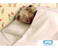 Q0103O Детское шелковое одеяло 'Classic' 110 x 140