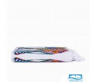 Полотенце Для Сауны Arya Печатное 90X160 Etnic