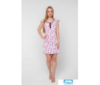 Ночная сорочка НСК-114 3015 (Светло-розовый) 4003