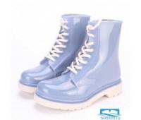 DD-MT-003/3 Резиновые ботинки DripDrop синие 36