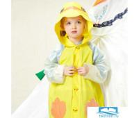 DD-RC-001/2 Дождевик детский DripDrop «Утёнок» S