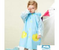 DD-RC-001/6 Дождевик детский DripDrop «Пингвиненок» S