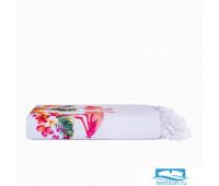 Полотенце Для Сауны Arya Печатное 90X160 Flamingo